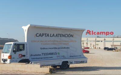 Pmg España publicidad exterior dinámica